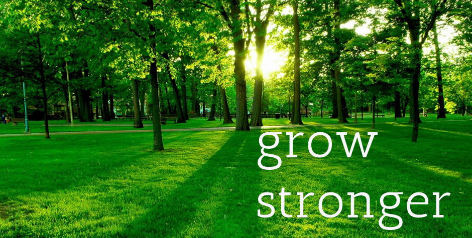personal training - grow stronger