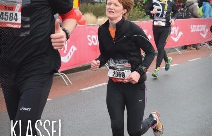 Egmond half marathon