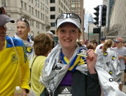 Boston Marathon Finshed!