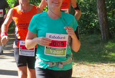 10km run