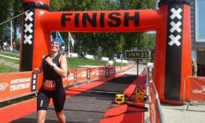 triathlon success