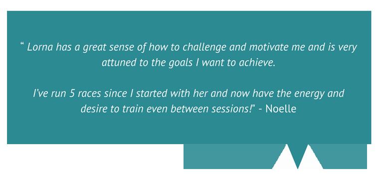 testimonial personal trainer