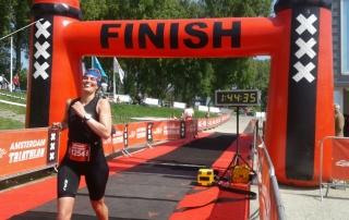 training for triathlon success