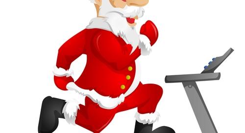 Training over the festive season
