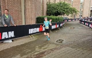 ironman 70.3 race report